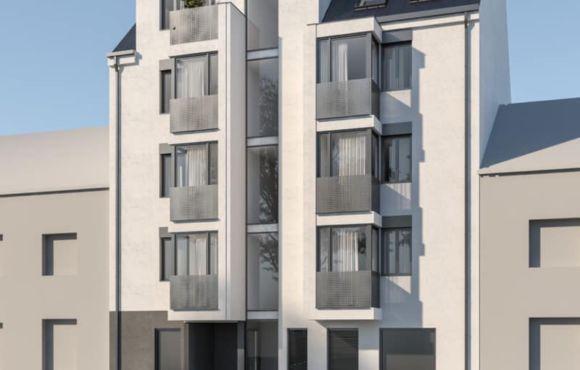 Projekt Wohnhaus