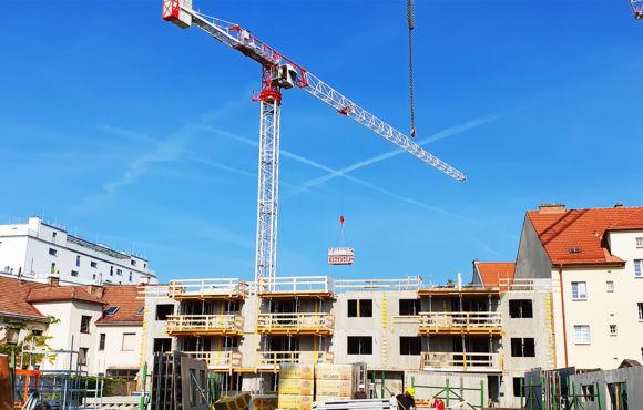 Wohnprojekt Siemensstraße 5