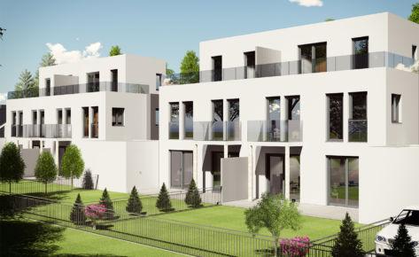 Doppelhäuser Leobersdorf 2544