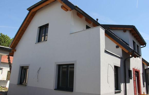 Einfamilienhaus Breitenleer Straße