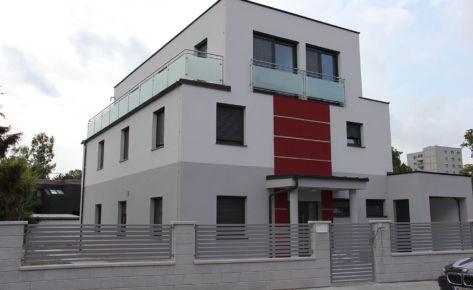 Einfamilienhaus Bubergasse