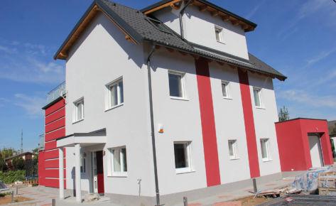 Einfamilienhaus Gauermannstraße